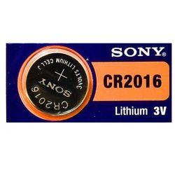 Sony BATERIA SONY CR2016 1 sztuka (CR2016BEA) Darmowy odbiór w 20 miastach!