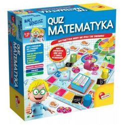 Mały Geniusz, Quiz - matematyka