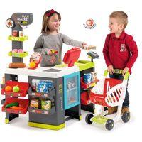 Sklepy i kasy dla dzieci, Smoby sklep Maximarket dla dzieci