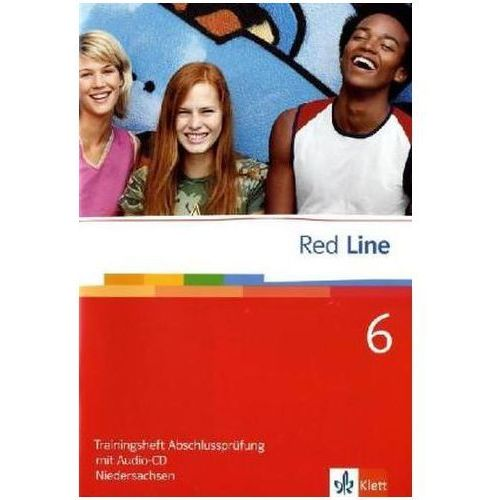 Pozostałe książki, Klasse 10, Trainingsheft Abschlussprüfung, Niedersachsen, m. Audio-CD Haß, Frank