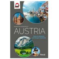 Mapy i atlasy turystyczne, Austria Inspirator podróżniczy - Paweł Wroński (opr. broszurowa)