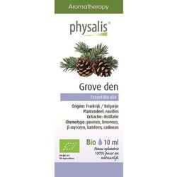 OLEJEK ETERYCZNY GROVE DEN (SOSNA ZWYCZAJNA) BIO 10 ml - PHYSALIS
