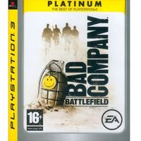 Gry na PlayStation 3, Battlefield Bad Company (PS3)