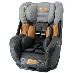 Nania fotelik samochodowy ERIS Premium, denim grey - BEZPŁATNY ODBIÓR: WROCŁAW!
