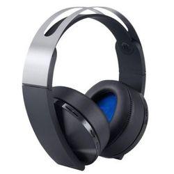 Słuchawki SONY PS4 Platinum Wireless Headset DARMOWY TRANSPORT