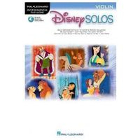 Książki o muzyce, Disney Solos for Violin (+Audio Access)