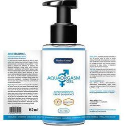 Żel poślizgowy pobudzający doznania - Aqua Orgasm Gel 150 ml