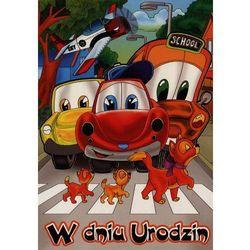 Karnet LPOP Urodziny dzieci MIX