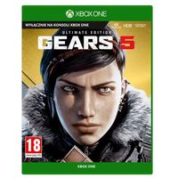 Gry na Xbox One, Gears of War Ultimate Edition PL XONE