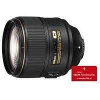 Konwertery fotograficzne, Nikon Nikkor AF-S 105mm f/1.4E ED