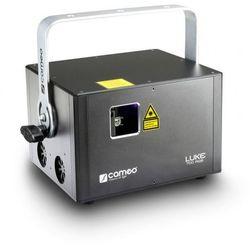 Cameo LUKE 700 RGB - Professional 700mW RGB Show Laser Płacąc przelewem przesyłka gratis!