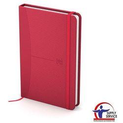 Notatnik OXFORD SIGNATURE A5 80K 90G linia czerwony 100735229