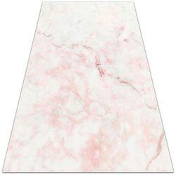 Nowoczesna wykładzina tarasowa Nowoczesna wykładzina tarasowa Biało różowy kamień