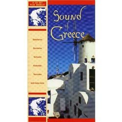 VARIOUS ARTISTS - Sound of Greece (4 CD)