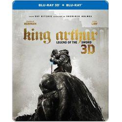 Król Artur: Legenda Miecza 3D (Blu-ray) - Guy Ritchie