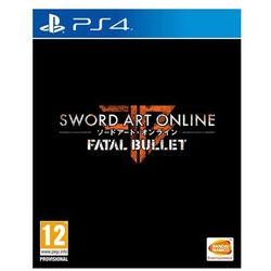Sword Art Online Fatal Bullet (PS4)