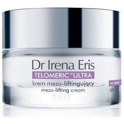 Dr Irena Eris Telomeric Ultra Krem mezo-liftingujący do twarzy i pod oczy na dzień SPF 15, 50 ml
