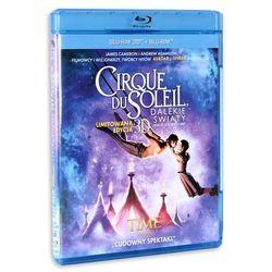 Cirque du soleil: Dalekie światy 3D (Blu-ray) - Andrew Adamson
