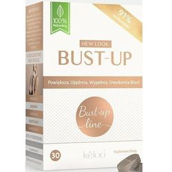 Bust-up new look original x 120 tabletek (4x30 tabl.) - 3opakowania + 4 opakowanie gratis