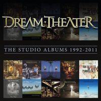 Pozostała muzyka rozrywkowa, The Studio Albums 1992-2011 - Dream Theater (Płyta CD)