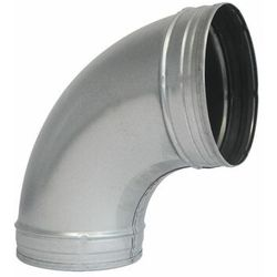 Kolanko wentylacyjne 90° 160 mm SPIROFLEX