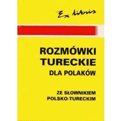 Rozmówki tureckie dla polaków ze sł.pol-tur (opr. broszurowa)