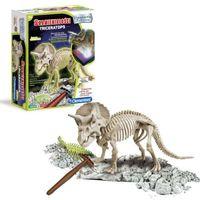 Pozostałe zabawki, Naukowa zabawa. Skamieniałości Triceratops fluores
