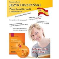 Językoznawstwo, Mówimy po hiszpańsku z płytą CD (opr. miękka)