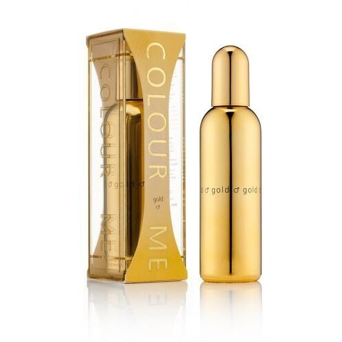 Wody perfumowane męskie, Colour Me Gold EDP Woda perfumowana dla mężczyzn 90ml