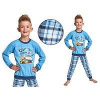 Piżamy dziecięce, Piżama dziecięca EMIL: niebieski