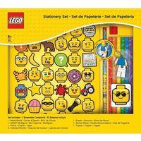 Pozostałe artykuły szkolne, 51180 ZESTAW ARTYKUŁÓW SZKOLNYCH Z BLOKIEM - LEGO GADŻETY