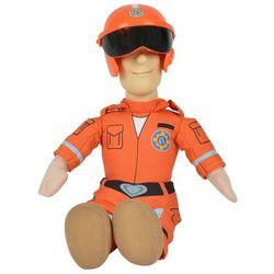 Strażak Sam Miękka przytulanka maskotka figurka w pomarańczowym stroju ratownika Promocja (-34%)