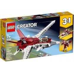 Lego CREATOR 31086 Futurystyczny samolot 3w1