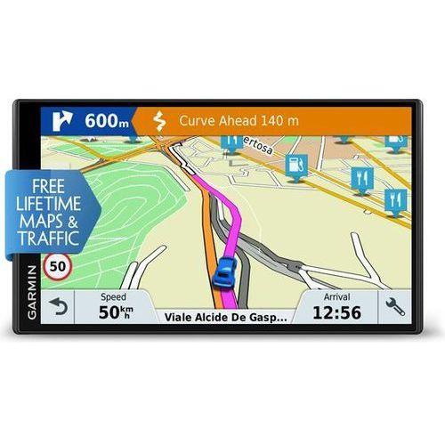 Nawigacja samochodowa, Garmin DriveSmart 61 LMT-D EU