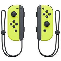 Nintendo kontrolery Switch Joy-Con, żółte - BEZPŁATNY ODBIÓR: WROCŁAW!