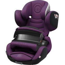 Kiddy Fotelik samochodowy Phoenixfix 3 Royal Purple - BEZPŁATNY ODBIÓR: WROCŁAW!