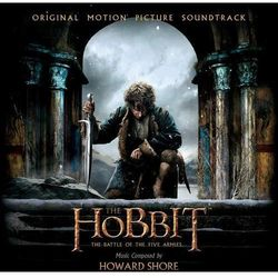 Soundtrack - Hobbit: Battle Of The Five Armies (OST) (Polska cena)