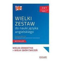 Wielki zestaw do nauki języka angielskiego - Borowska Aleksandra, Wiśniewska Katarzyna, Wypych Samanta, Nowak Aneta (opr. miękka)