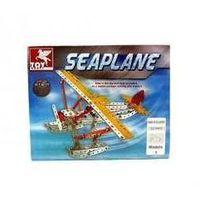 Zestawy konstrukcyjne dla dzieci, Metalowe konstrukcje - Hydroplan TOY KRAFT