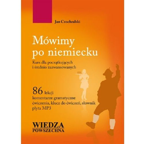 Językoznawstwo, Mówimy po niemiecku (opr. miękka)