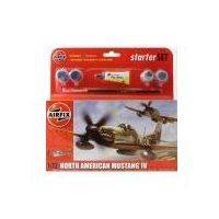 Pozostałe zabawki, AIRFIX North American Mustang IV