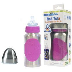 Pacific Baby Hot-Tot termos 200 ml - różowy/srebrny