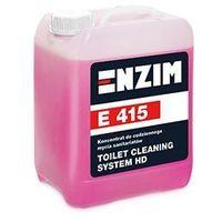 Płyny i żele do czyszczenia armatury, Enzim E415 do mycia łazienki 5L Toilet Cleaning System HD