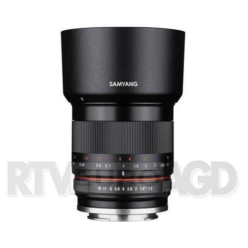 Obiektywy do aparatów, Obiektyw Samyang 35mm F1.2 Sony E (F1223406101) Darmowy odbiór w 21 miastach!
