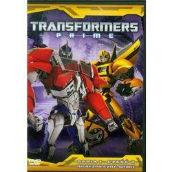 Transformers Prime Seria 1 Część 2: Niebezpieczny grunt