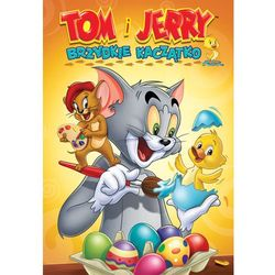 Film GALAPAGOS Tom i Jerry: Brzydkie kaczątko Tom and Jerry: Follow that duck