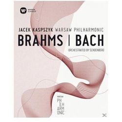 BRAHMS & BACH ORCHESTRATED