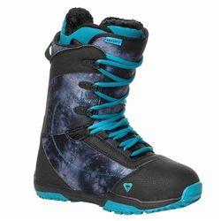 buty snowboardowe GRAVITY - Aura Black (BLACK) rozmiar: 38.5