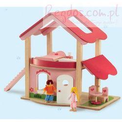 Wonderworld Domek dla lalek #H1
