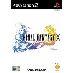 Final Fantasy X (10) - Sony (PS2)